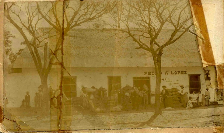 La tienda del biseabuelo