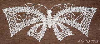 KRAJKY A KORALKY: Sbírka motýlů