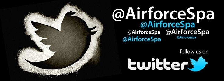Communicate their product through the social network: #Airforce launches on #twitter, as a new communication channel through which to know the company, the products, the innovations and the promotions. Airforce thought to point also on twitter as a #marketing #communication strategy which will increase the valor of the company to boost the market ...