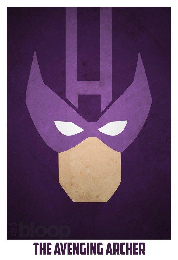 Bloops superhero posters - Imgur