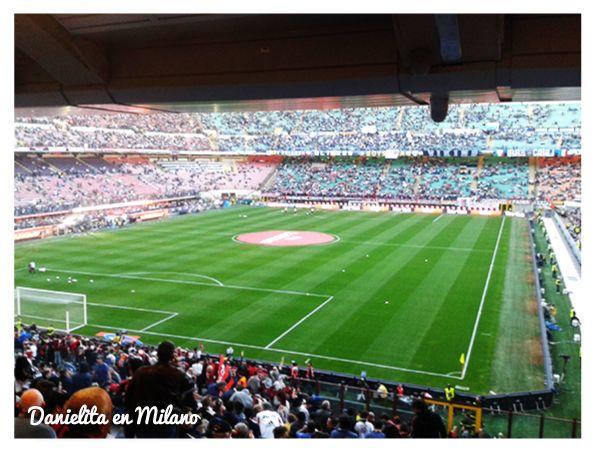 "Stadio San Siro ""Giuseppe Meazza"" Milan - Inter 4/5/2014"