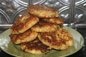 herding cats & burning soup: Tasty Tuesday: Fried Yellow Squash Patties