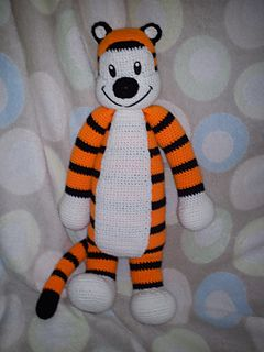Hobbes - free crochet pattern Toys and Food made from ...