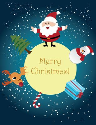 Best  Email Christmas Cards Ideas On   Santa Tracker