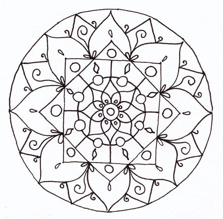 mandala art - Google Search