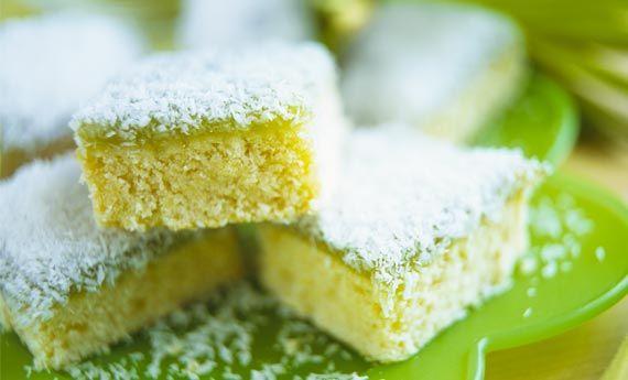Torta al cocco e lime, ricette fresca e gustosa | I dolcetti di Paola