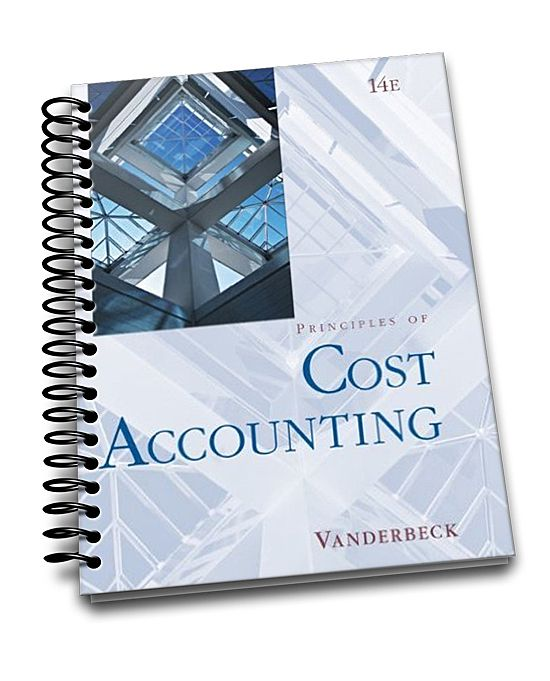 26 best test banker student manuals shop images on pinterest solution manaul principles of cost accounting 14th edition vanderbeck comprehensive instructor solutionsolution manual fandeluxe Image collections