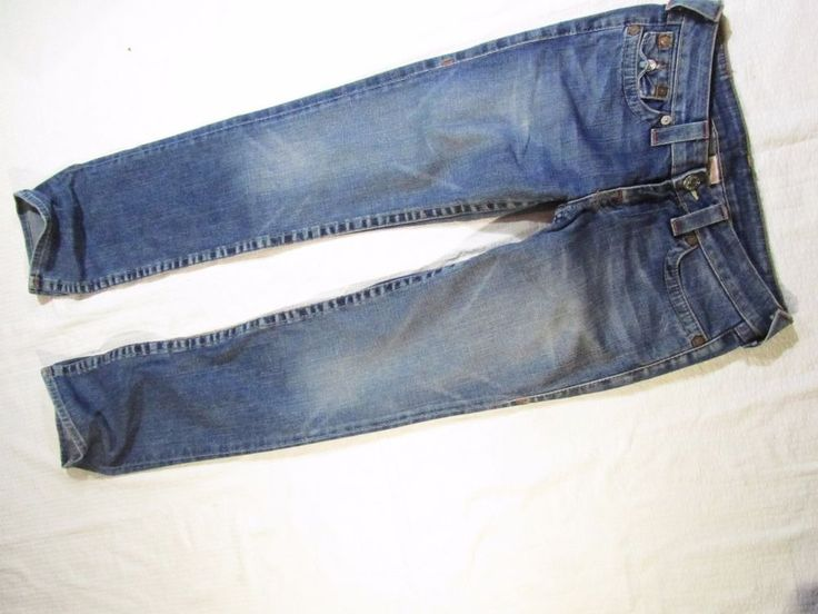 ladies jeans True Religion  section Billy medium wash   W29 Made in USA | eBay