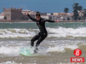 WATCH: Katrina Kaif goes surfing in Morocco and it shouldnt be missed!