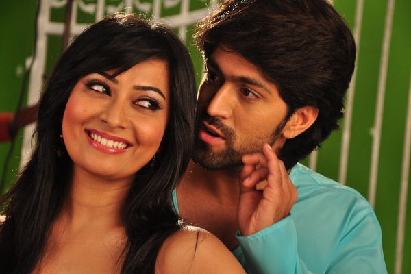 Yash, Radhika Pandit ends 'Mr & Mrs Ramachari' Filming http://www.bangalorewishesh.com/entertainment-movies-films/376-movie-gossips/36488-yash-radhika-pandit-ends-mr-mrs-ramachari-filming.html  Rocking star Yash and Sandalwood beauty Radhika Pandit were looking very busy with their upcoming movie Mr & Mrs Ramachari which it was directed by Santhosh Ananddram and produced by Jayanna–Bhogendra.