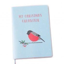 CHRISTMAS ORGANISER BOOK: kikki-k