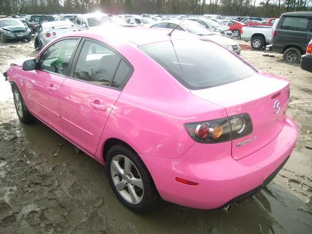 how much is a used 2005 mazda 3 in nc | 2006 Mazda 3 Pink published 4 years ago