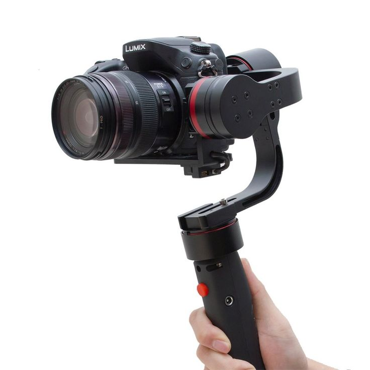 Nebula 4000 Competitor PilotFly H1 3-Axis Gimbal Opens for Pre-Orders