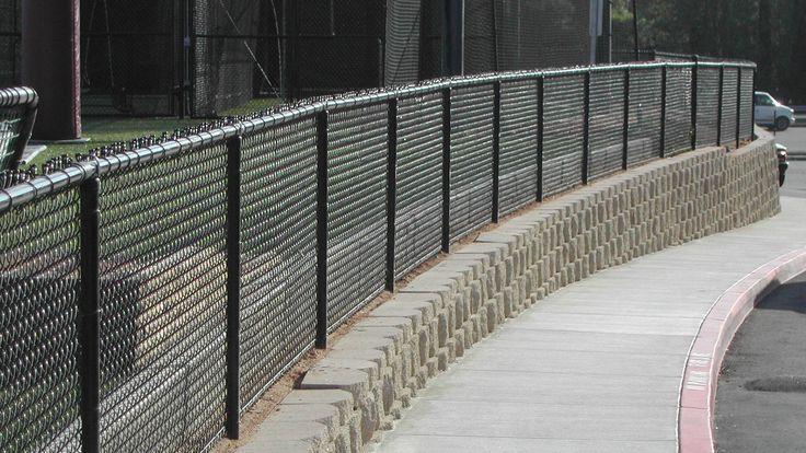 Chain Link Fence Supplies | Ventura, Camarillo, Atascadero, Los ...