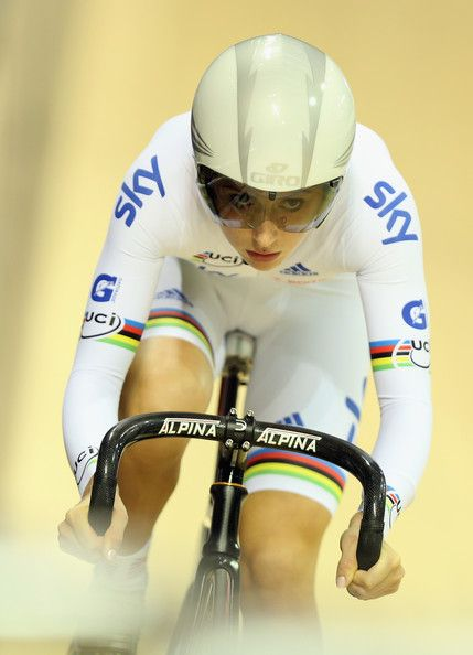 Laura Trott Photos: UCI Track Cycling World Cup - Glasgow: Day Two