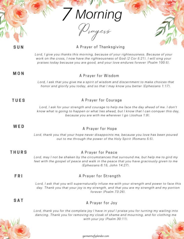 7 Powerful Prayers for The Joy Of The Lord