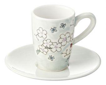 Mila Espresso Tasse Cherrie Blossom von Mila Design - Mein Mila Laden - Der Online-Shop