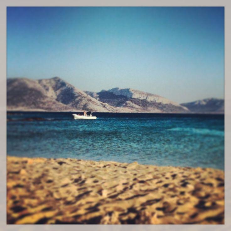 Koufonisia Ιταλίδα beach