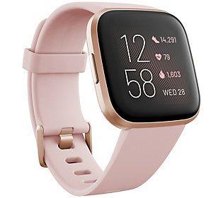 Fitbit Versa 2 Smartwatch — in 2020 Smart watch