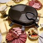 Raclette, A Swiss national dish ^_^