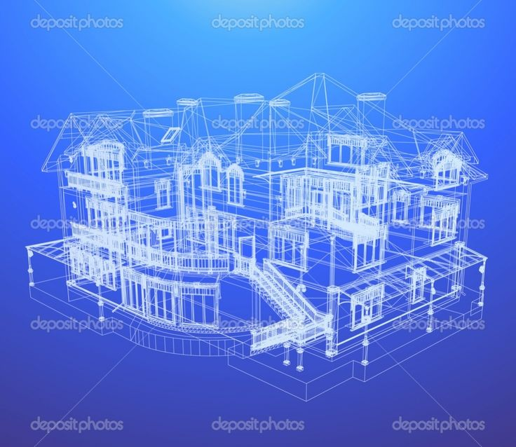 17 best ideas about architecture blueprints on pinterest for Architecture blueprint