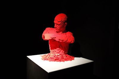 Expo : The Art of the Brick, l'incroyable Art du Lego de Nathan Sawaya - Paris Expo - Porte de Versailles - XVème | Paris la douce