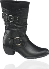 High Leg Boots - Shoes - Ladies -
