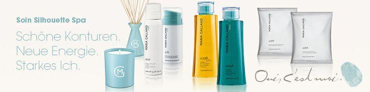 Kosmetische Produkte von Maria Gallant