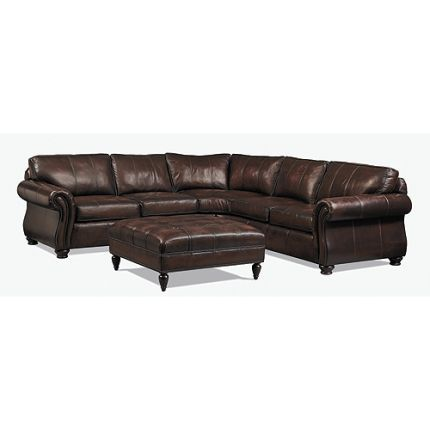25 Best Ideas About Brown Leather Sectionals On Pinterest