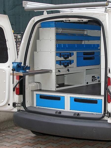 1000 Ideas About Van Shelving On Pinterest Van Racking