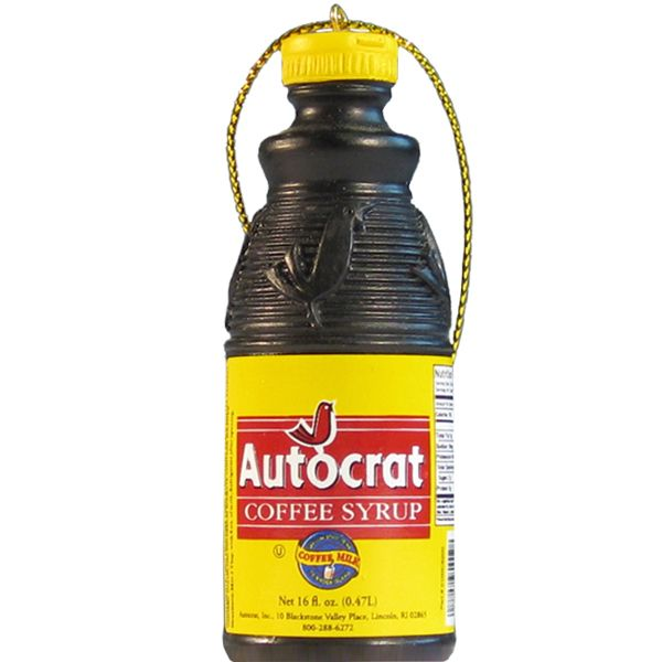 Autocrat Coffee Syrup - My Little Town