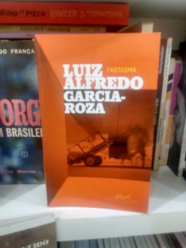 Fantasma - Luiz Alfredo Garcia-Roza  https://www.dalianegra.com.br/fantasma-garcia-roza-3