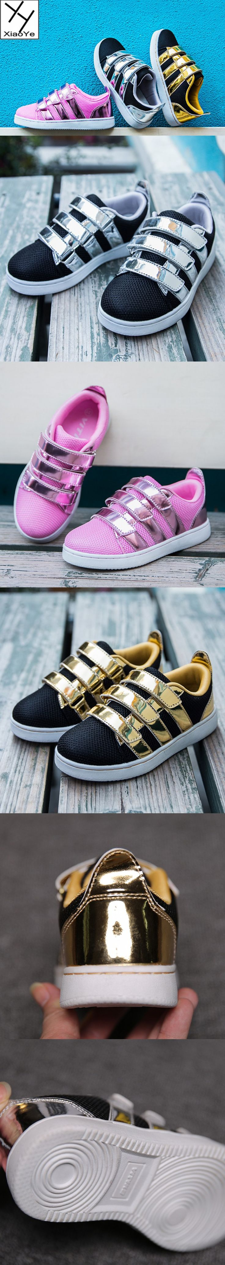 Kids Fashion Casual Mesh Sneakers Breathable Summer Skate Shoes For Boys/Girls