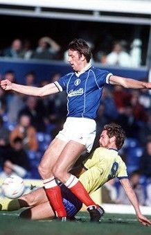Kenny Armstrong Birmingham City 1984
