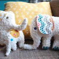 Elefanten Kuscheltier