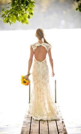 Monique Lhuillier Scarlet Find It On Preownedweddingdresses Wedding Pinterest Dress And