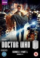 The first five episodes from the seventh series of the relaunched sci-fi adventure show. This time around, the Doctor (Matt Smith), along with companions Amy (Karen Gillan) and Rory (Arthur Darvill) - making their series farewell - are kidnapped by the Daleks, transported to the American Wild West and find themselves having to save Earth from an unlikely invasion.