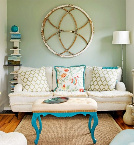 Decorating with turquoise