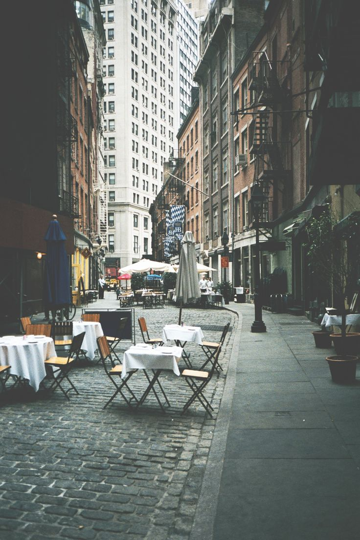 I remember this restaurant (Swedish) when I lived in New York. Used to go there all the time.