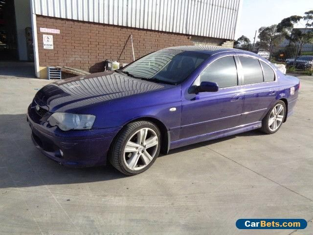 Car For Sale Ford Falcon Ba Xr6
