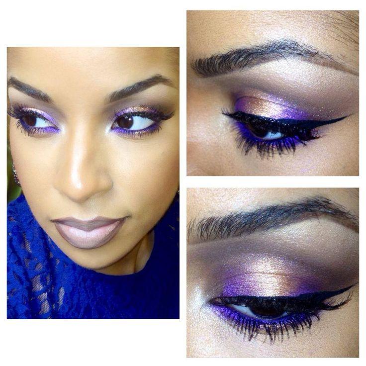 Makeup tricks to make eyes look bigger dark