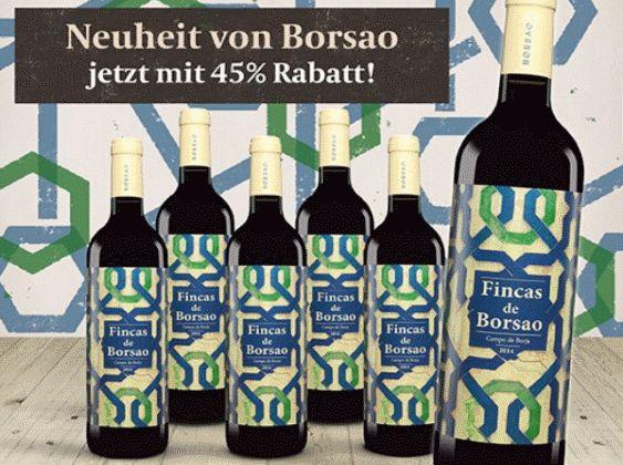 Fincas de Borsao Crianza 2014 6 Flaschen für nur 42,90€ statt 77,70€ mit -45% Vom Top-Erzeuger aus Campo de Borja!     Greifen Sie jetzt zu und profitieren Sie von 45% Preisvorteil.   #aktuelles Wein Angebot #Crianza #Fincas de Borsao #Fincas de Borsao Crianza 2014 #Garnacha #Rotwein #Rotwein Angebote #Tempranillo #Wein kaufen