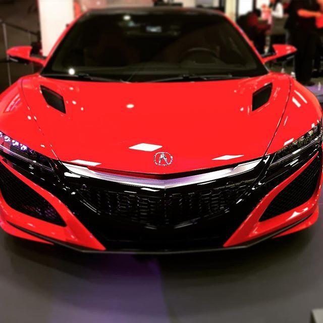 El Rival Del GT-R. Acura NSX, V6 Biturbo Más Dos Motores