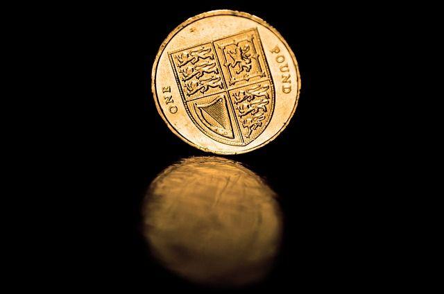 coins, pound, money, british, gold, english, graphics