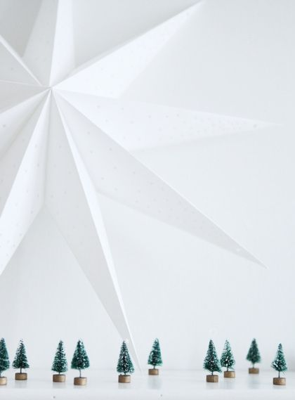 (via Minimalist Christmas!)