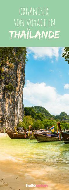 De Bangkok à Phuket : 20 conseils, bons plans, bonnes adresses pour organiser son voyage en Thaïlande ! #voyages #monde #roadtrip #thailande