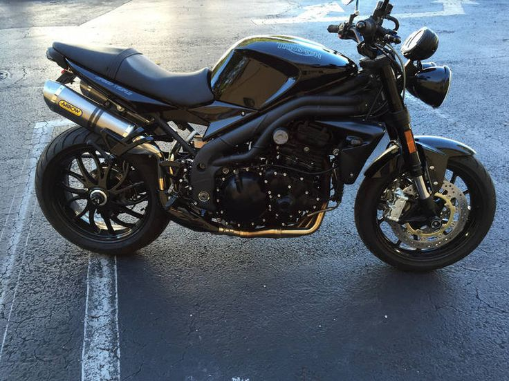 See more photos Triumph Speed Triple 1050, 2009 Motorcycle Dealers, Motorcycle For Sale