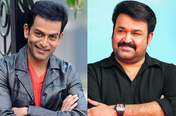 Mohanlal and Prithviraj come together to confirm Lucifer is on track and that's super exciting – watch video #FansnStars