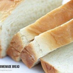 Delicious homemade bread!