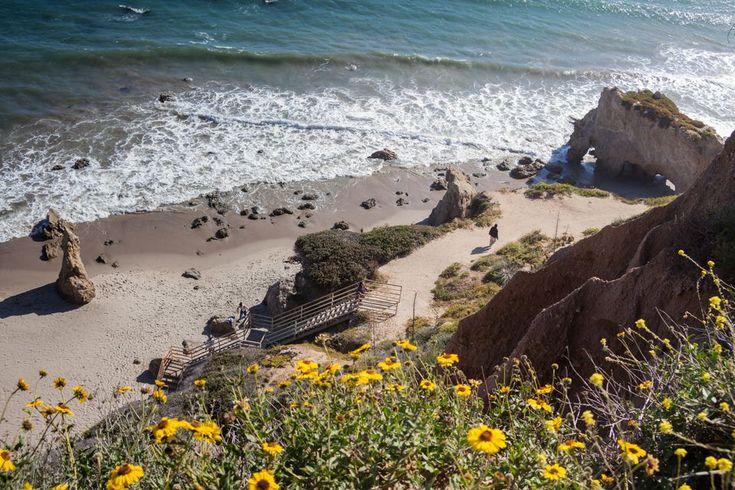 A Guide To The Best Beaches In Malibu California S 21 Miles Of Beaches Malibu Beaches Beach Landscape Trip